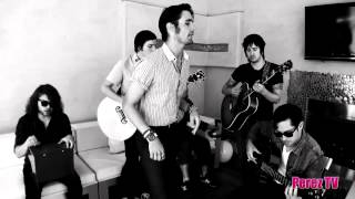 "All American Rejects - ""Walk Over Me (Perez Hilton Acoustic Performance)"""