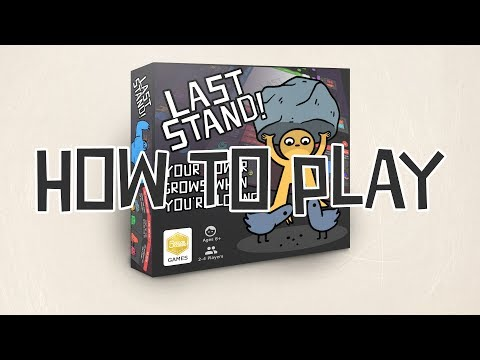 How to Play Last Stand