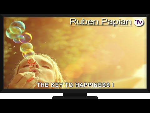 Download #15 Ruben Papian TV - The Key To Happiness Part 1 HD Mp4 3GP Video and MP3