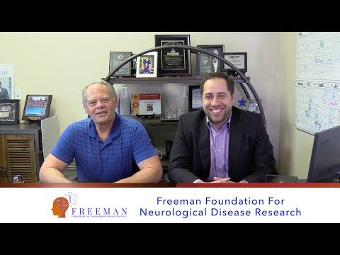 Nonprofit of the Month: Freeman Foundation For Neurological Disease Research