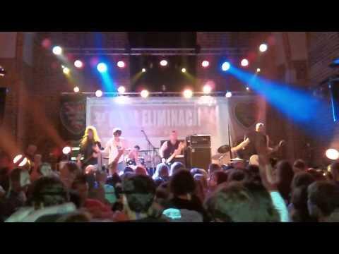 Pull the wire -  kapslami w niebo live eliminacje do przystanku woodstock 2015 (Wrocław)