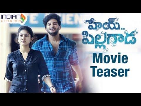 Hey Pillagadaa Telugu Movie Teaser   Sai Pallavi, Dulquer   Latest Tollywood Teasers   Indian Cinema