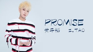 [ENG SUB] 黄子韬 Huang Zitao (Z.TAO): PROMISE (w/ Chinese and Pinyin)