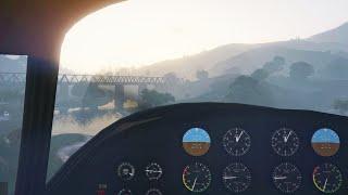 GTA 5 KOP CITY #3 - Stealing A Plane (GTA V Online)
