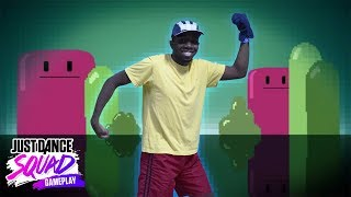 Just Dance Unlimited (2018) | Move Your Feet | 5 stars MEGASTAR gameplay (Xbox ONE)