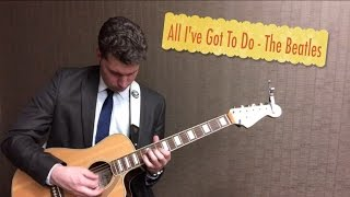 All I've Got To Do - The Beatles | The Brown Suit Sessions | Cover