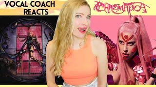 Vocal Coach Reacts: CHROMATICA Album - Lady Gaga - In Depth Musical Analysis