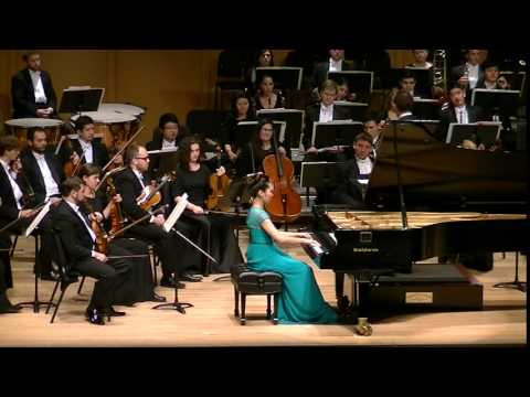 Ravel Concerto with Lynn Philharmonia