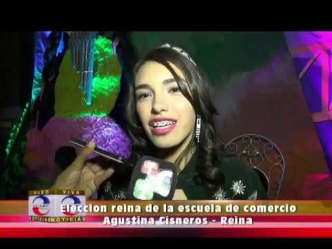 Agustina  es la reina del Comercial 2