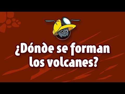 ¿Qué son los Volcanes?Para los alumnos de Infantil y Primaria