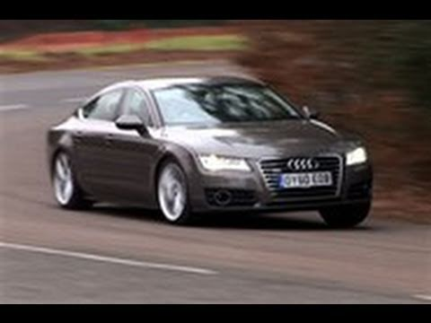 Audi A7 90sec video review verdict by Autocar.co.uk