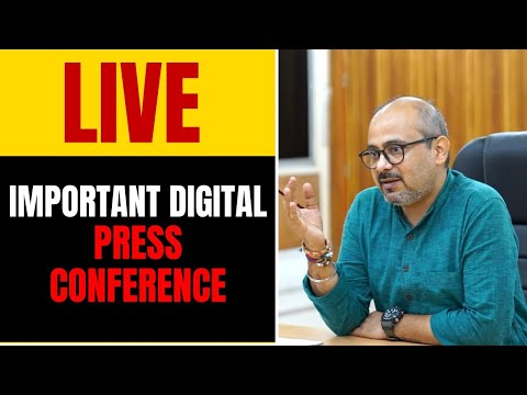 LIVE | MLA Dilip Pandey and MLA Gulab Singh addressing an Important Press Conference