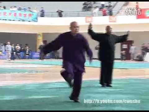 Xinyi Liuhe Quan-Heart-Intention Six Harmonies Fist
