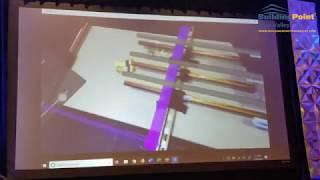 Prefab Mechanical Assemblies Demo with the Trimble XR10!