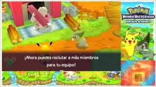 Gurdurr  - (Pokémon) - Pokémon Mundo Misterioso: Portales al Infinito - Parte 8 - La Cuadrilla Gurdurr Trabajando - Chequio