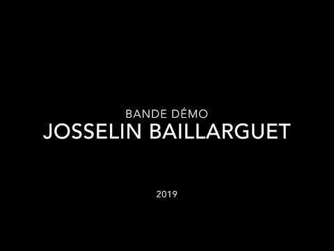 Josselin BAILLARGUET bande démo 2019