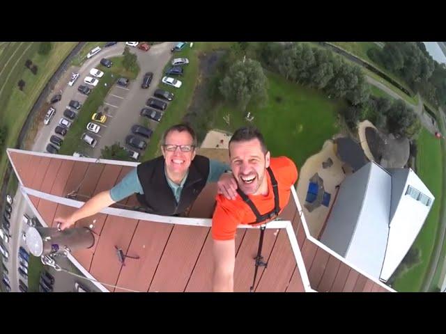 sportourism.id - Excalibur-Menara-Climbing-Tertinggi-di-Belanda