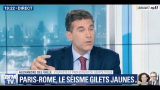 I cugini francesi, i teroristi Italiani e la disinformazione quotidiana!