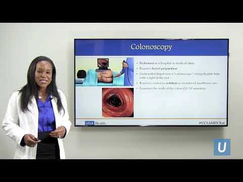 Colon Cancer: Risk, Prevention, and Screening  |  Fola May, MD, PhD, MPhil