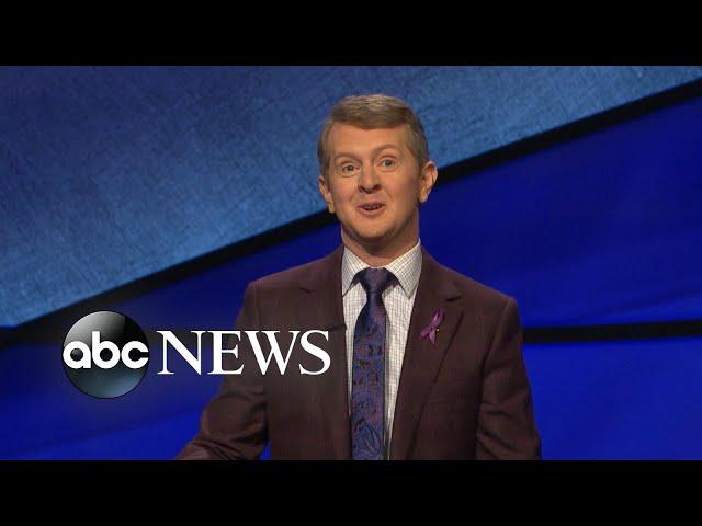 Ken Jennings wins 1st game of 'Jeopardy's' Best of the Best