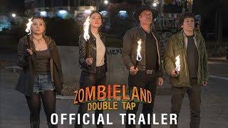 ZOMBIELAND: DOUBLE TAP - Official Trailer - In Cinemas October 17