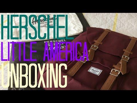 Herschel Little America | Mid-Vol Unboxing | Windsor Wine