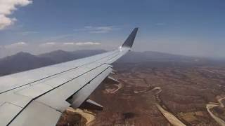 *FULL APPROACH* American Airlines 737-800 | Cabo San Lucas (SJD)