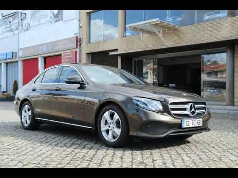 Mercedes Benz E 220 d Avantgarde para Venda em Aguiar Automóveis . (Ref: 474178)