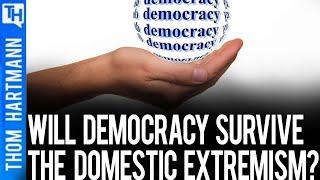 Democracy Faces Domestic Threat
