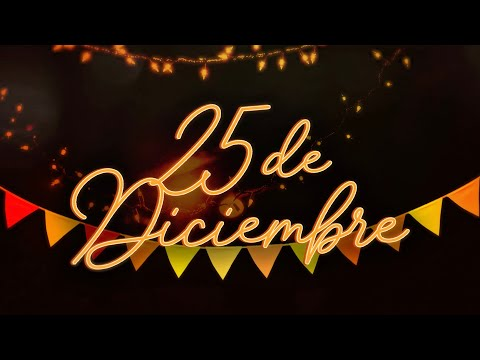 25 De Diciembre - Letra Diomedes Díaz Y Juancho...