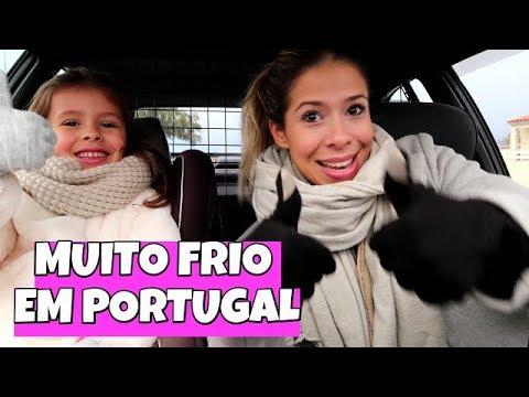 MUITO FRIO EM PORTUGAL - 2018