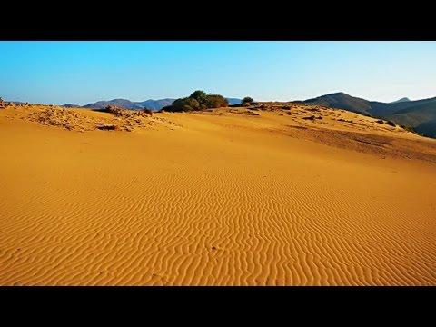 Η έρημος της Ελλάδας
