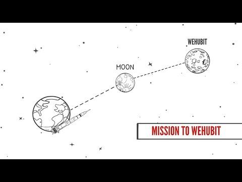 Mission Wehubit : nouvelle vidéo d'animation !