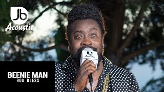 Beenie Man - Who God Bless - Jussbuss Acoustic (Season 4)