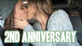 2 Year Anniversary Vlog - Video Youtube