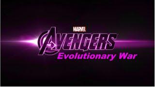 Avengers 4 Evolutionary War Teaser Trailer (Fanmade)