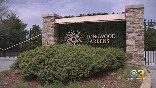 Longwood Gardens To Reopen For Members Only Wednesday