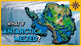 What if Antarctica MELTED?