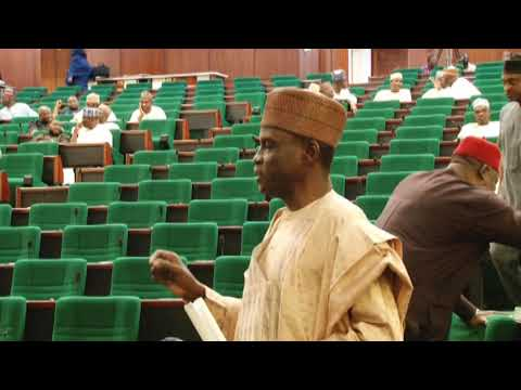 Hon M T  Monguno,22 May 2019   Bill to repeal the police Act 2004 and enact the Nigeria police Bill,