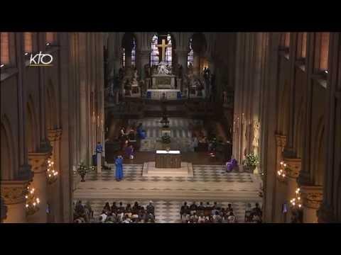 Messe à l'intention du Père Hamel et de sa communauté paroissiale