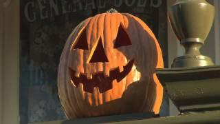 Disney Halloween Pumpkin Carving Ideas