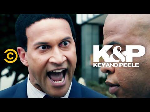 Do Not Press the Walk Button – Key & Peele