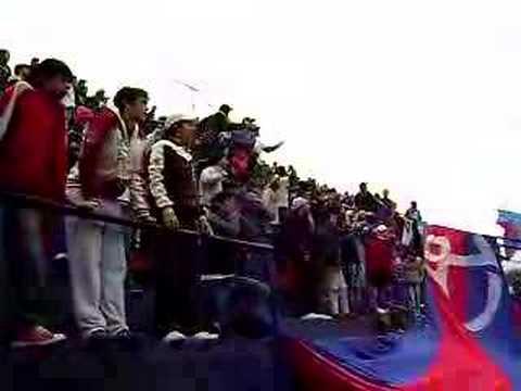 """""""LA HINCHADA DE GUEMES"""" Barra: Los Pibes • Club: Güemes"""