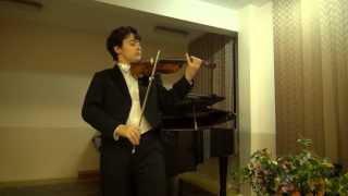 Популярная музыка на скрипке