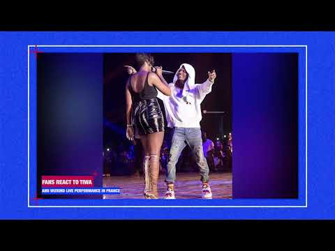 What happens at Starboy Fest doesn't stay! Fans react to Tiwa Savage, Wizkid's  performance