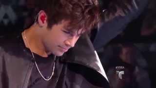 "Austin Mahone canta ""Mmm Yeah"" en ""Yo Soy El Artista"" (VIDEO)"
