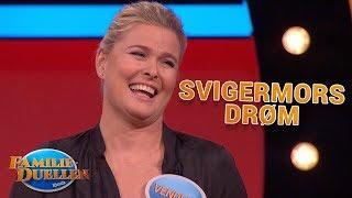 Vendela Kirsebom Er Svigermors Drøm   Familieduellen 2019