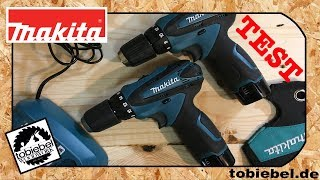 Makita DF330dwe Akkuschrauber Test Unboxing Review⎮DF330 Akkuschrauber 10,8V⎮Bester Akkuschrauber
