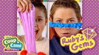 Slime Edition | Ruby's Gems | Disney Channel