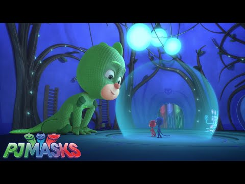 PJ Masks - Super-Sized Gekko (Full Episode)